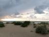 Cock van der Voort, zee-duinen panorama Hoek van Holland