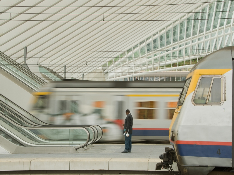 Anneke - station Luik